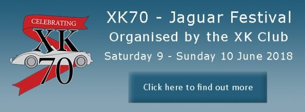 Press Release – XK70 Jaguar Festival